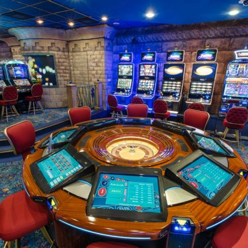 Casino Atlantis - Jong Management