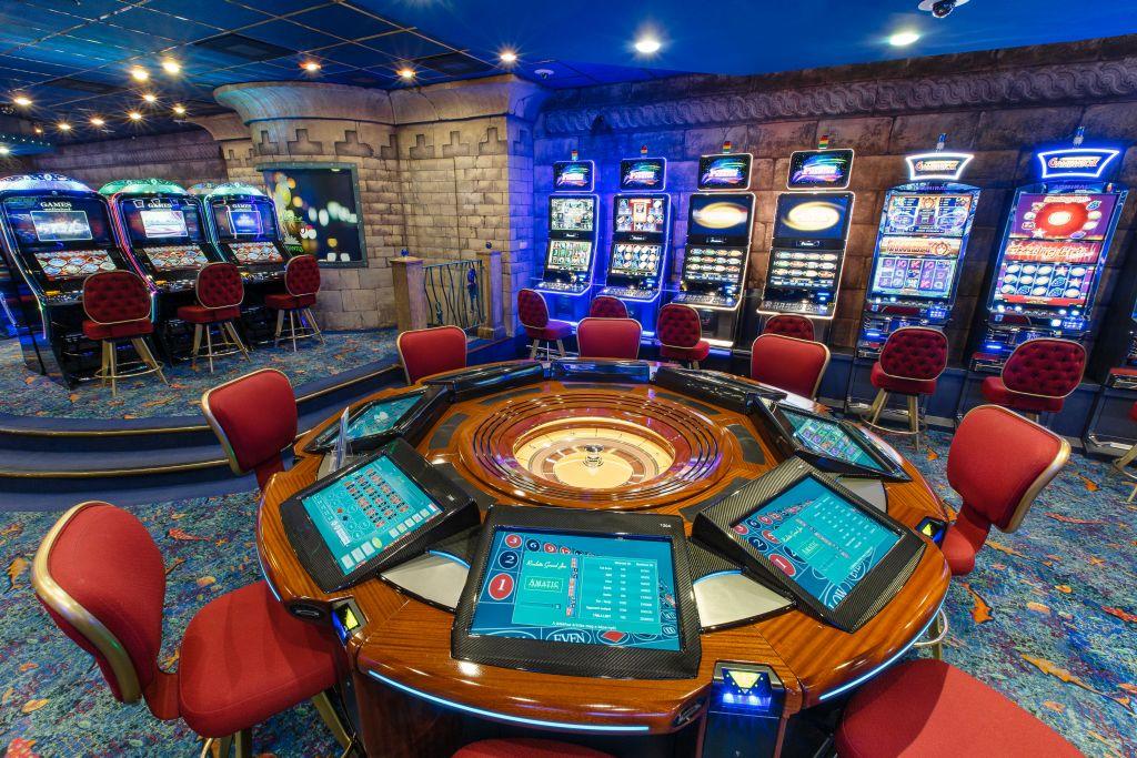 Casino Atlantis – Jong Management