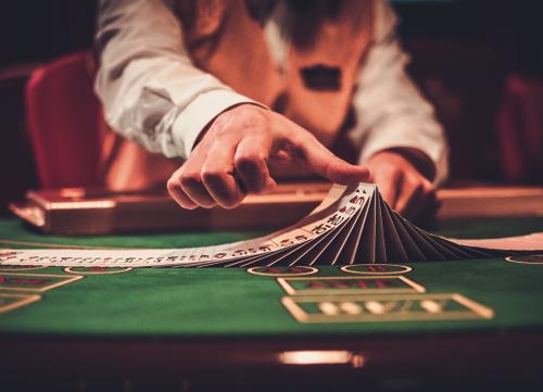Casino Atlantis - Cursus Croupier