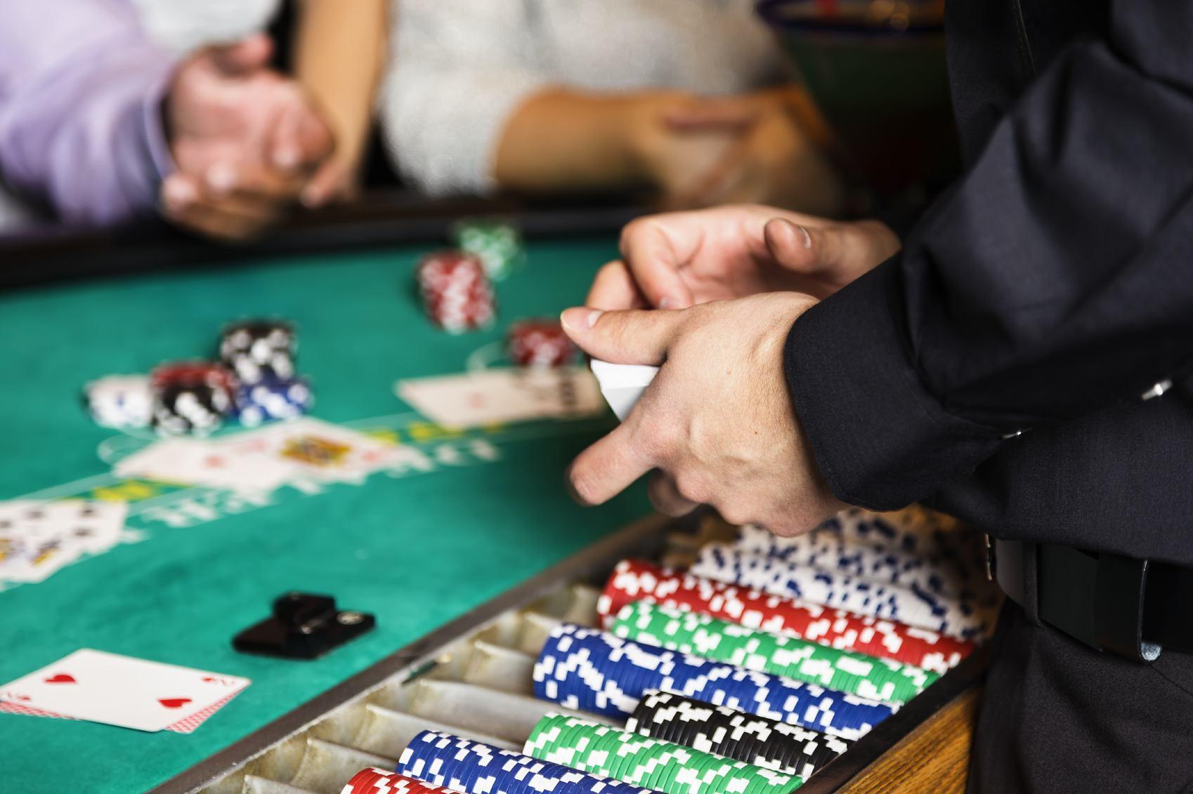 Casino Atlantis – Cursus Croupier