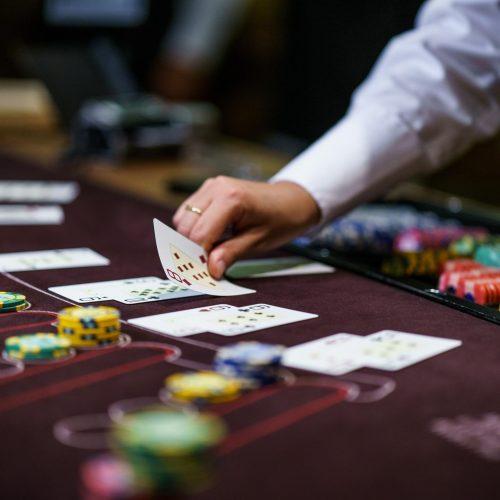 Casino Atlantis - Cursus Croupier Examen